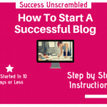 Start a Successful Blog - 630x430