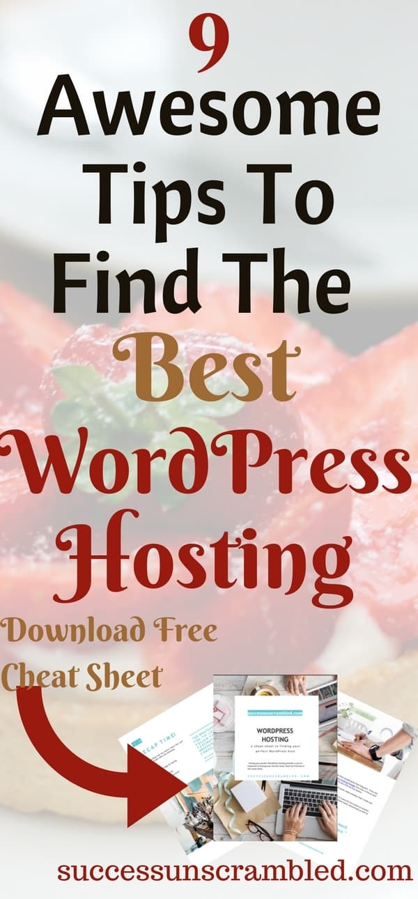 9 Awesome Tips To Find The Best WordPress Hosting-2