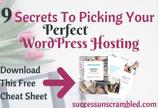 9 Secrets To Picking Your Perfect WordPress Hosting Provider