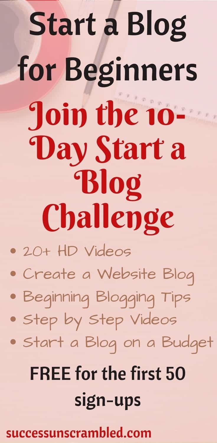 So, you want to start a blog? There are some vital steps that need to be taken when it comes to starting a blog. If you want your blog to become successful there are 10 steps recommended by pro bloggers which can be found in the post.