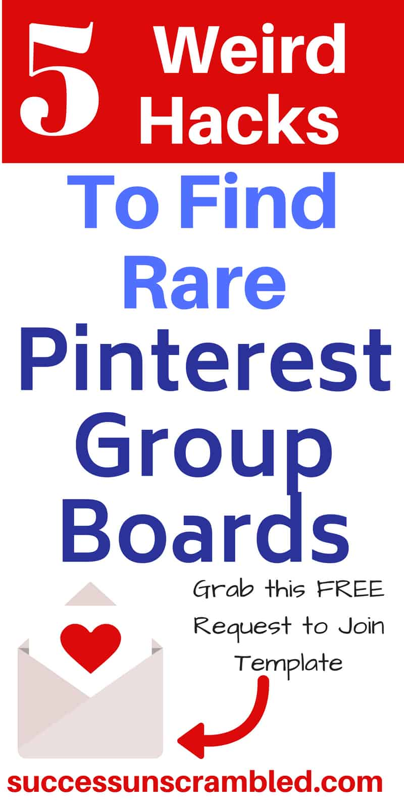 5 Weird Hacks To Find Rare Pinterest Group Boards