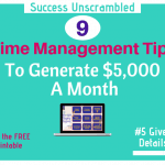 Time Management Tips - 630x430