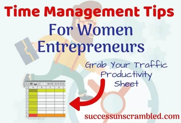 Time is money and these 9 time management tips can help you generate your first $5,000 a month online using clever tricks and goals. Grab the free traffic productivity sheet to track your progress and seize the chance to achieve success.