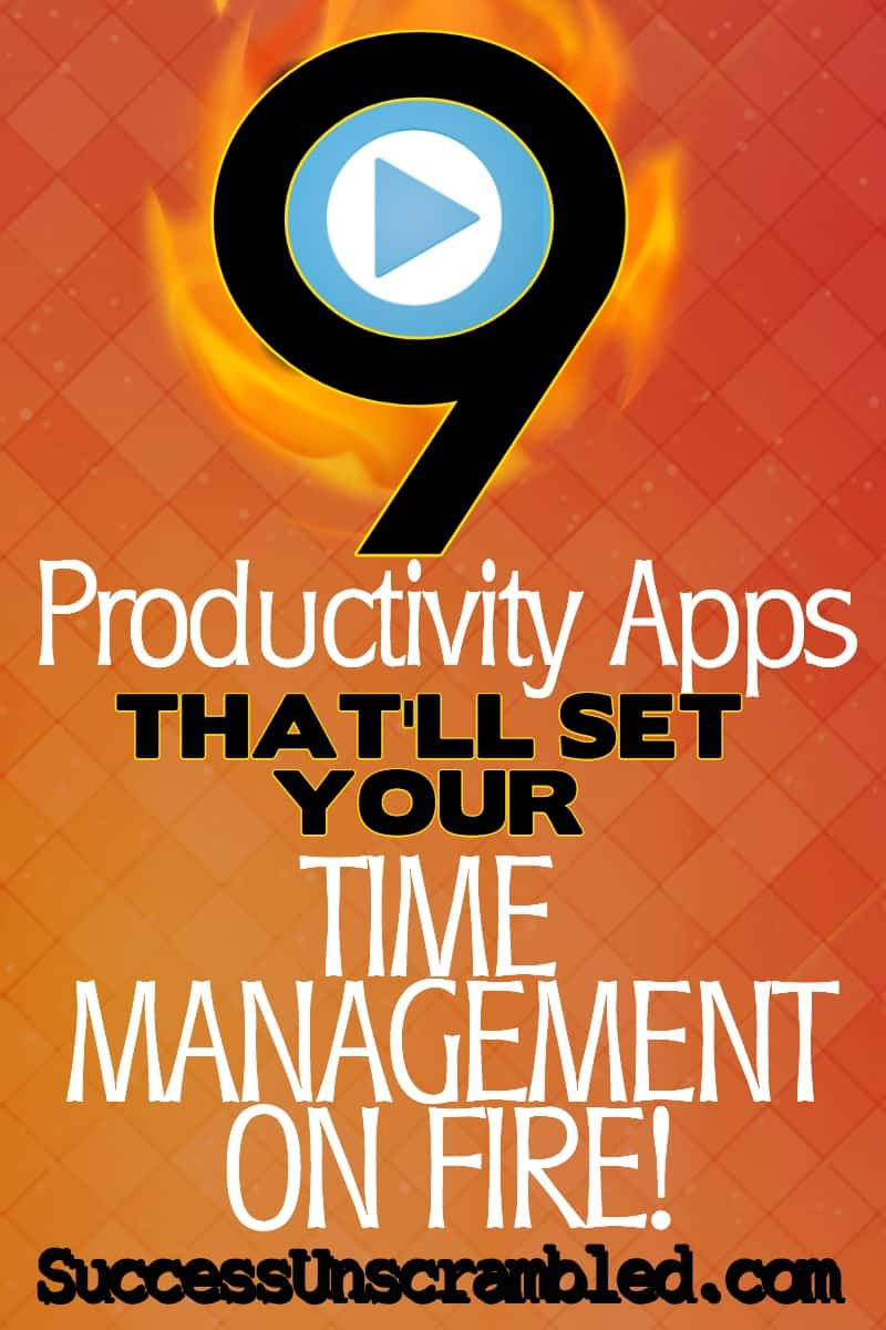 9 Productivity Apps To Save You Weeks of Work