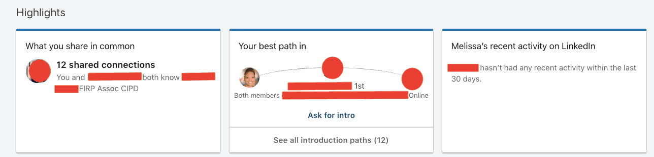 Best paths for Introduction