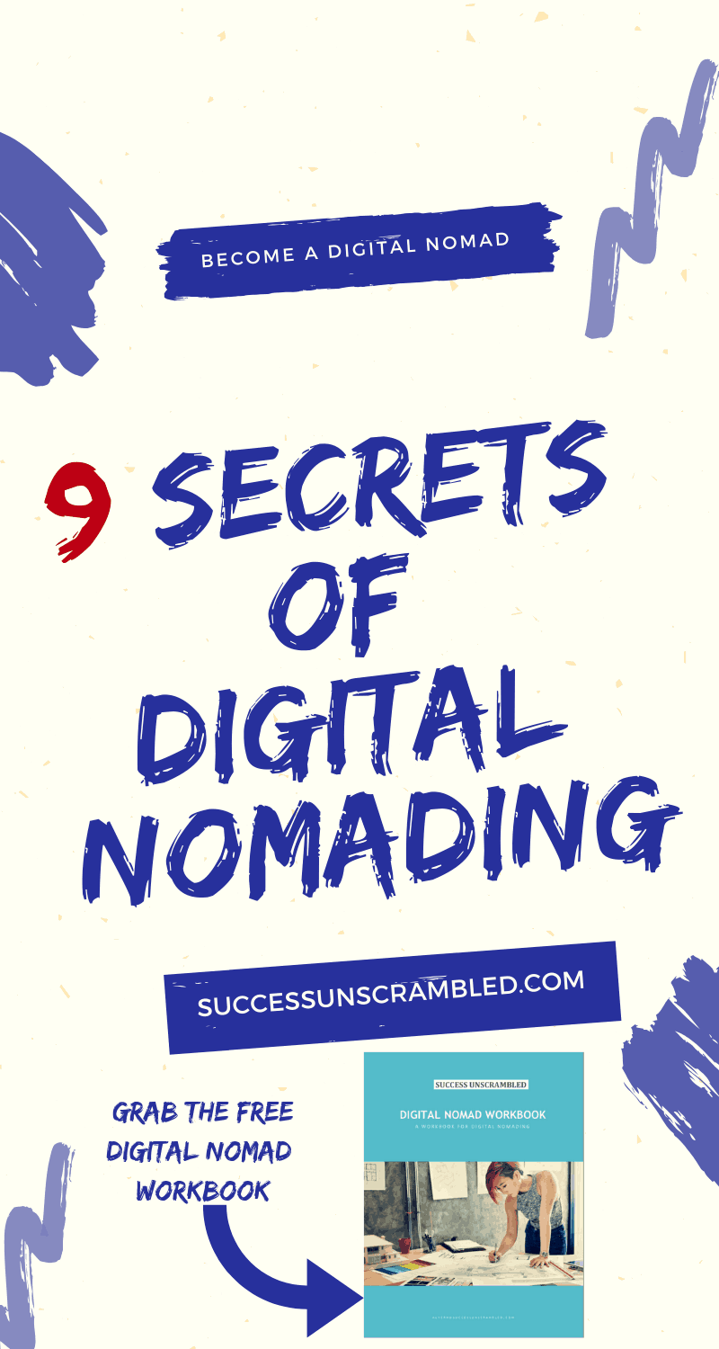 9 secrets of digital nomading