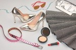 Fashion Design Luxury Clothes Accessories.Cosmetic