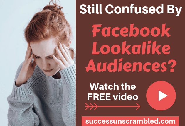 Still confused by Facebook lookalike audiences - blog