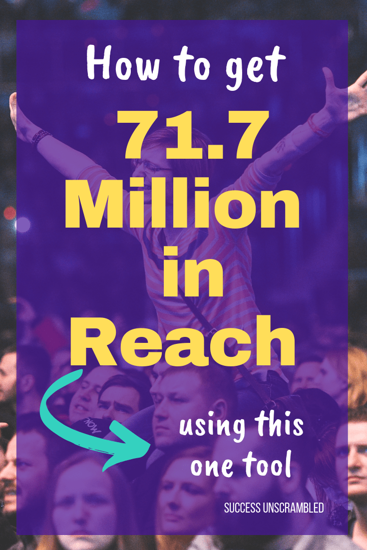 Get 71.7 Million in Reach