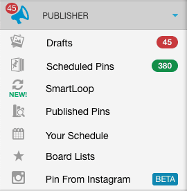 Publisher - TailwindApp