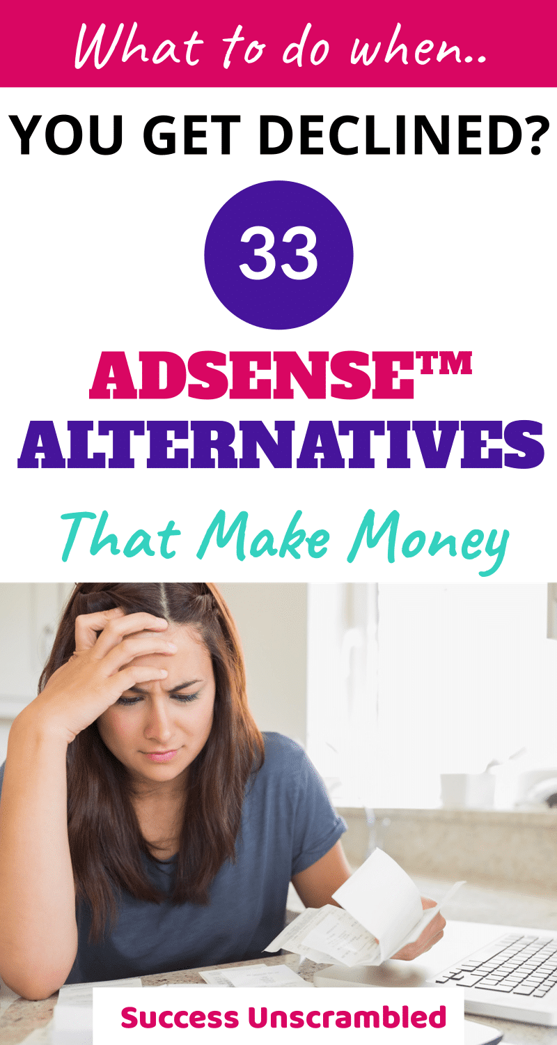 Adsense alternatives - 800x1500