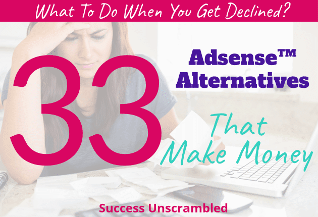 Adsense alternatives - 630x430