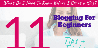 Blogging for Beginners - 630x430