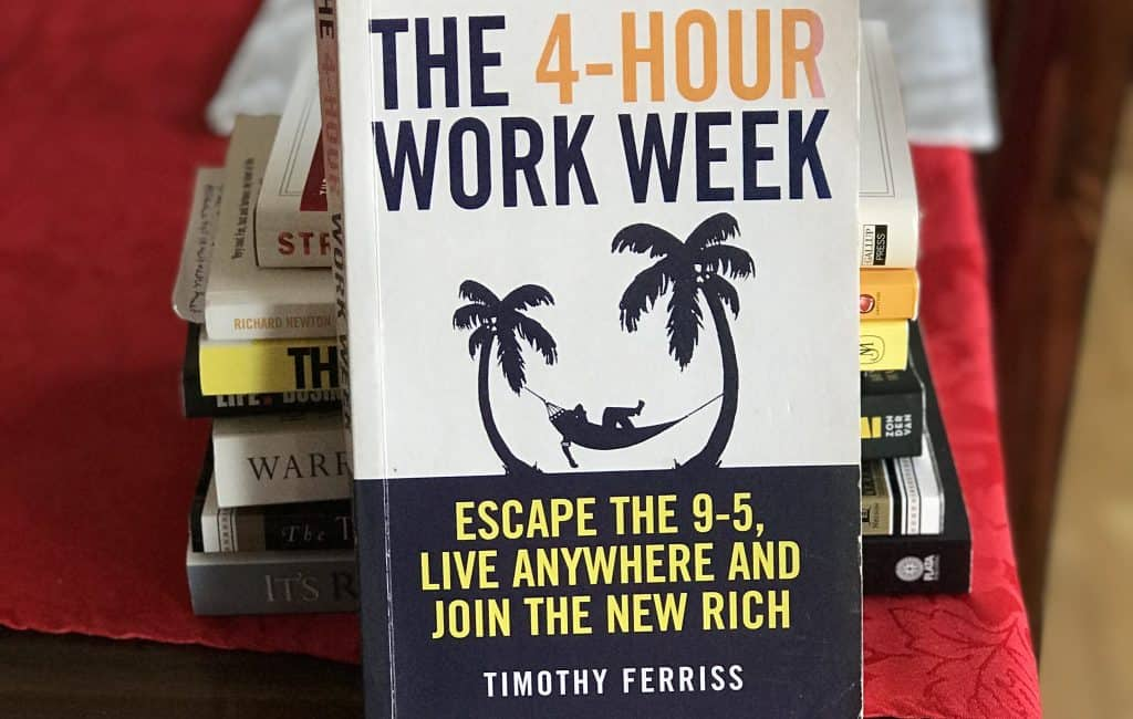4-Hour Work Week - Tim Ferris