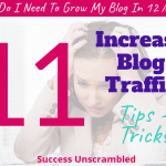 Increase Blog Traffic - 630x430