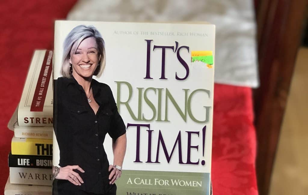 It's Rising Time - Kim Kiyosaki
