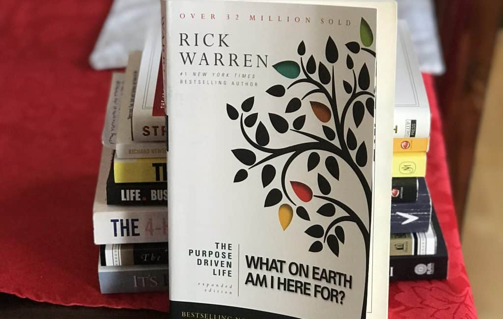 The Purpose Driven Life - Rick Warren