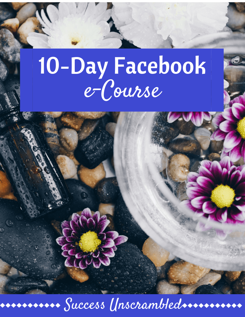 10-Day Facebook e-Course