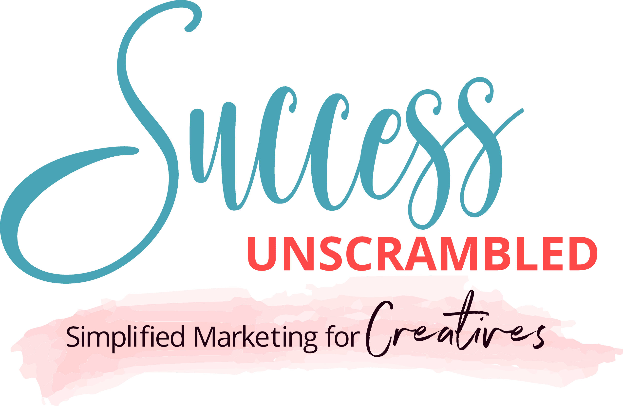 success unscrambled main logo