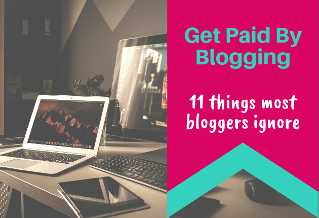 Get Paid by Blogging - 630x430