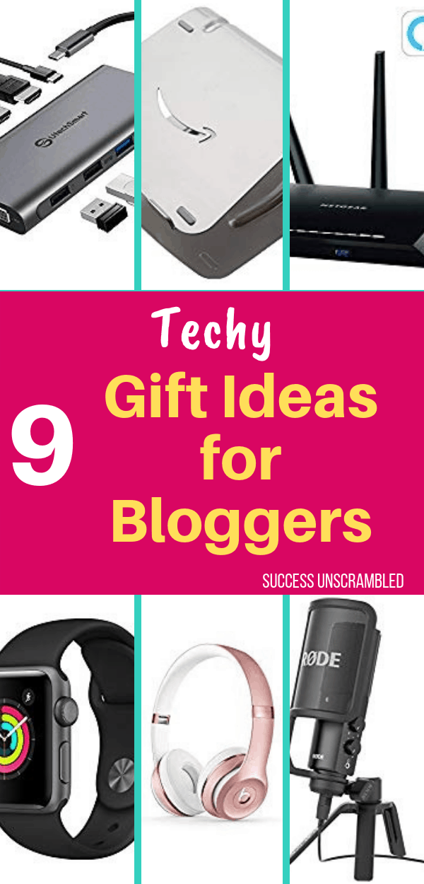 Techy Gift Ideas for Bloggers - 2