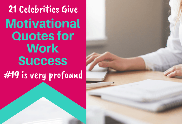 Motivational Quotes for Work Success - 630x430