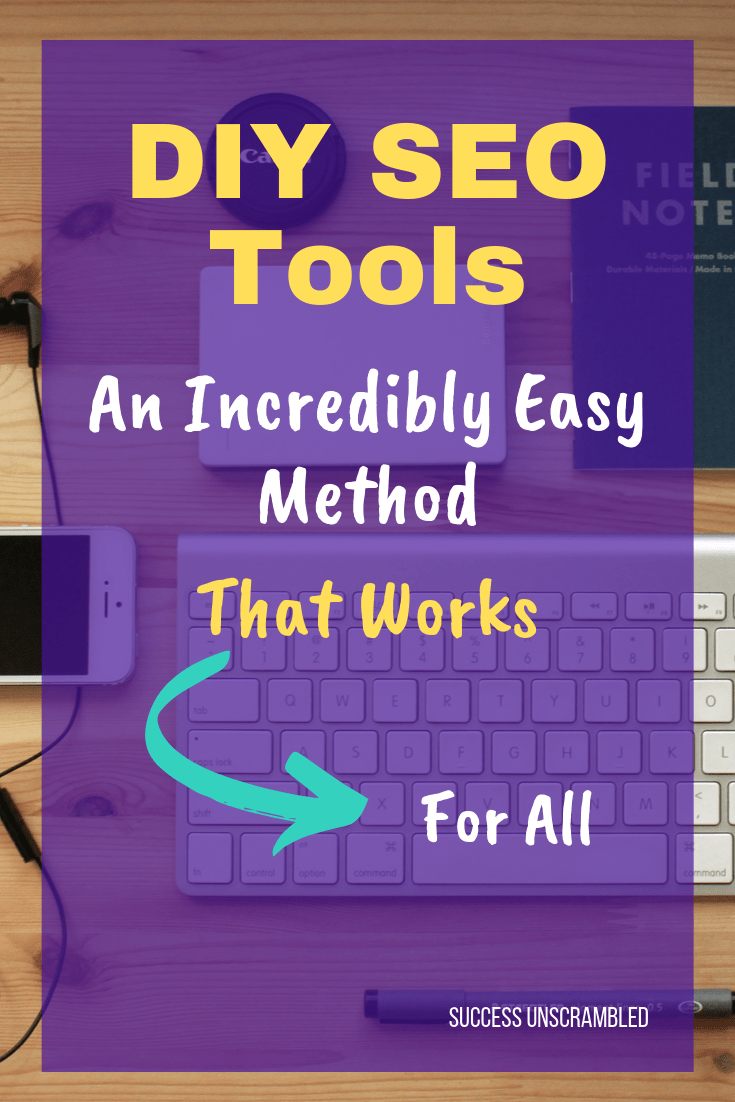 DIY SEO Tools an incredibly easy method