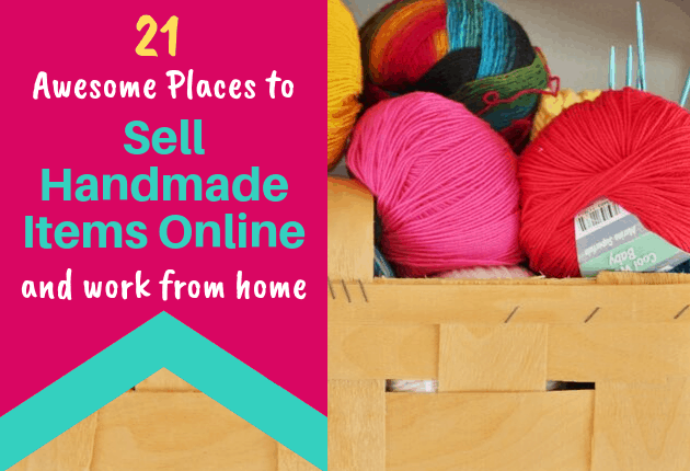 Sell Handmade Items Online - 630x430