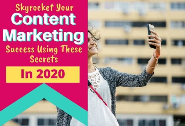 Skyrocket Your Content Marketing Success - 630x430