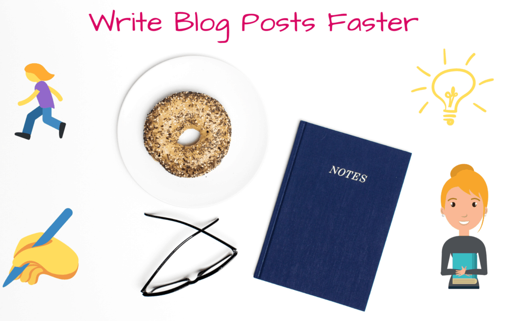 Write Blog Posts Faster - Blog