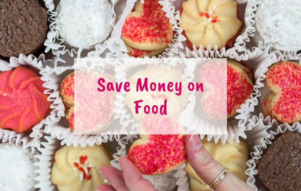 Save money of food, ice cream, chocolate, fruits, toilet paper, vegetables, buy in bulk, leftovers, freeze sliced bread - blog
