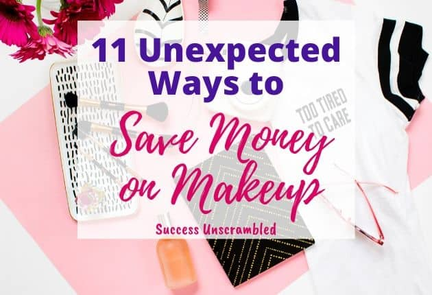 Save money on makeup, save money on lipstick, save money on eye shadow, save money on foundation - 630x430