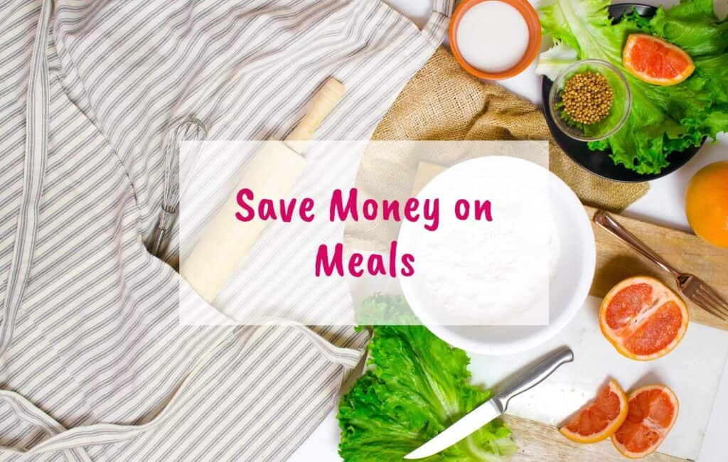 Save money on meals, Save money of food, ice cream, chocolate, fruits, toilet paper, vegetables, buy in bulk, leftovers, freeze sliced bread - blog