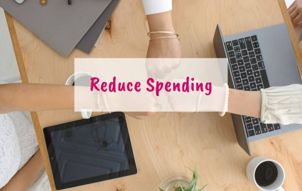 Things to stop buying, reduce spending, save money, reduce debt, budgeting, make a budget - blog 3