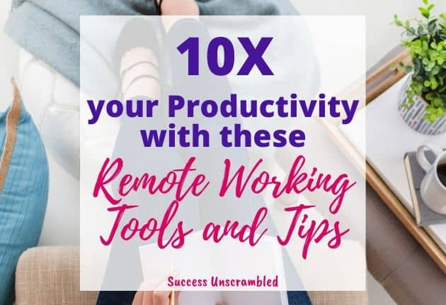 remote working tools, working remotely tools and tips, remote working video collaboration, remote working software - 630x430