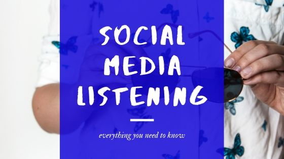 social listening, social media listening, social listening strategy, spying on your competition, social monitoring, social media monitoring - blog 1