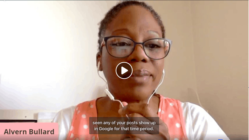 Facebook Live with captions