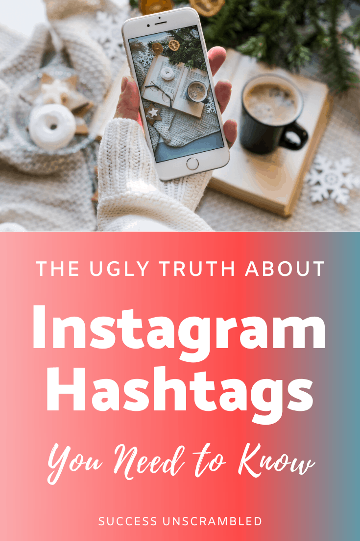 The ugly truth about Instagram hashtags