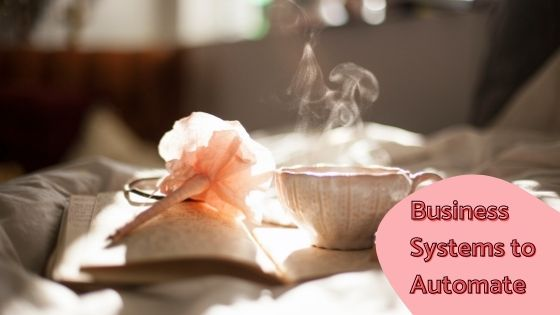 Business Systems to Automate - blog 2