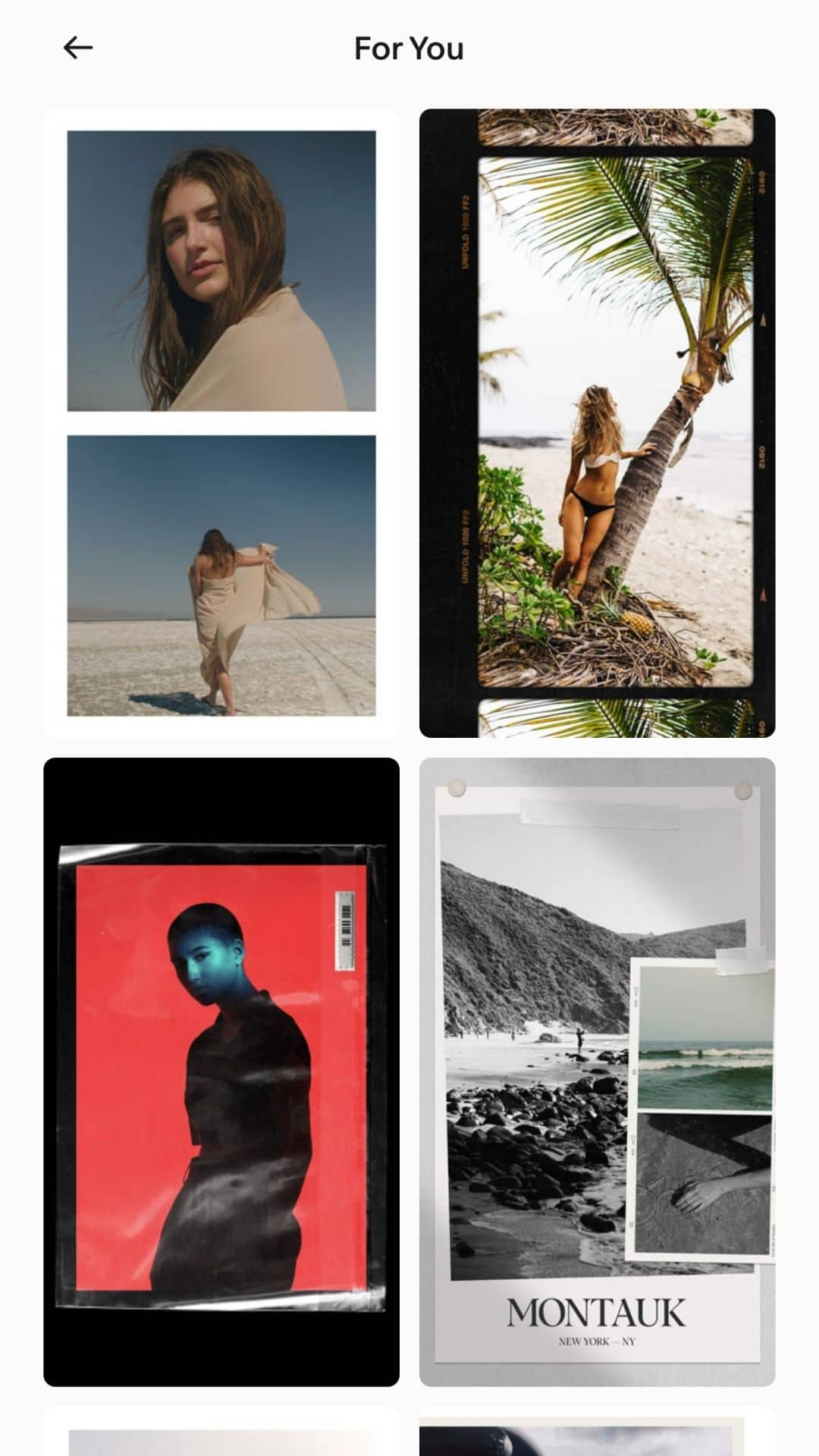 7 IG Apps - Unfold Story templates