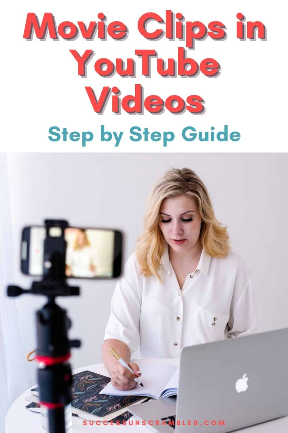 Movie Clips for YouTube Videos - pin 1